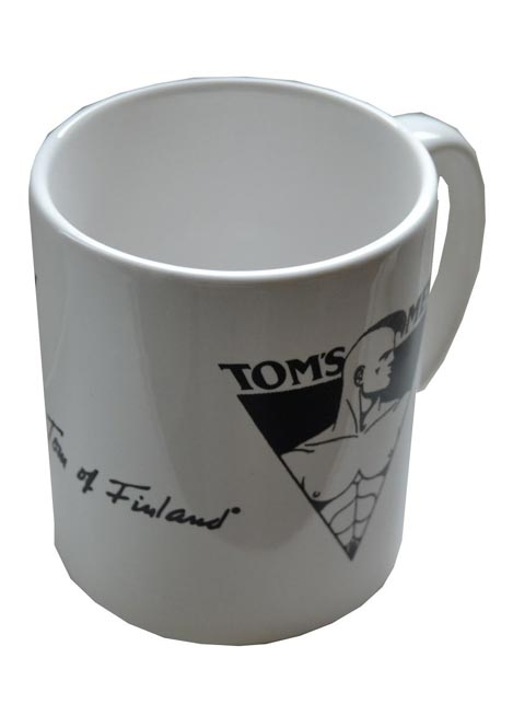 Tom of Finland Tom's Men Coffee Mug