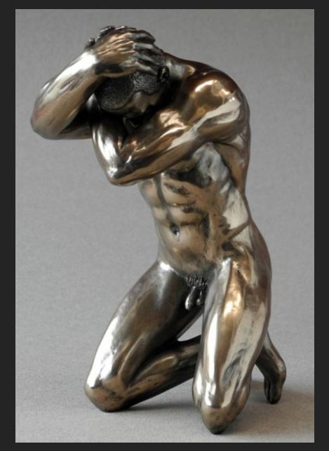 Parastone Statue Kneeling