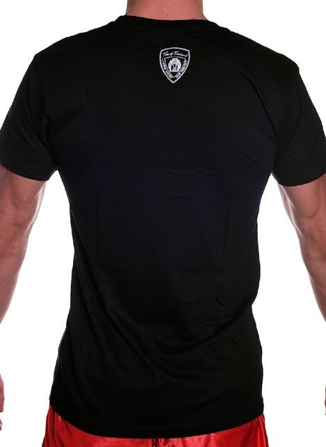 Tom of Finland Master T-Shirt Black Medium