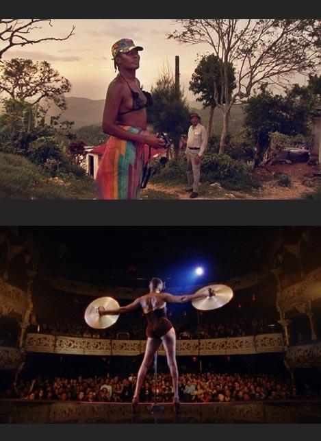 Artifilm DVD Grace Jones - Bloodlight and Bami
