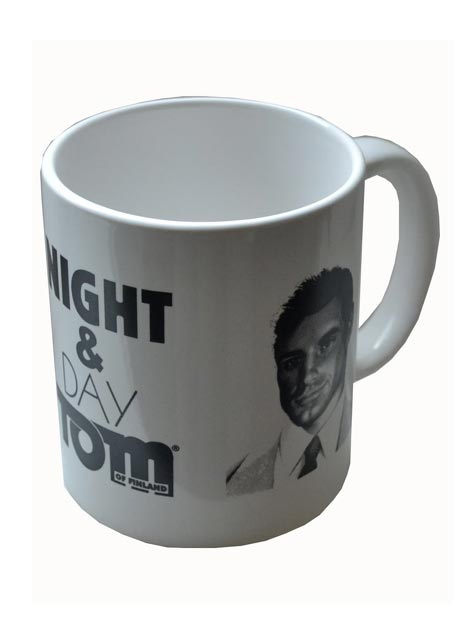 Tom of Finland Night & Day Coffee Mug
