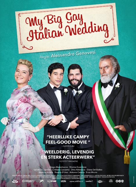 Artifilm DVD My Big Gay Italian Wedding