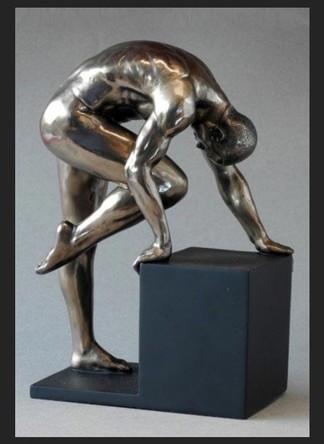 Parastone Statue Exercising