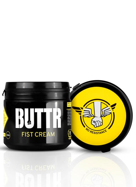 BUTTR Fisting Cream 500 ml