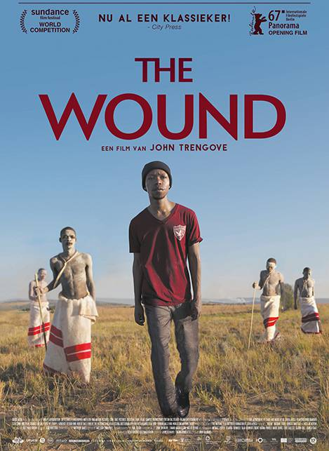 Artifilm DVD The Wound