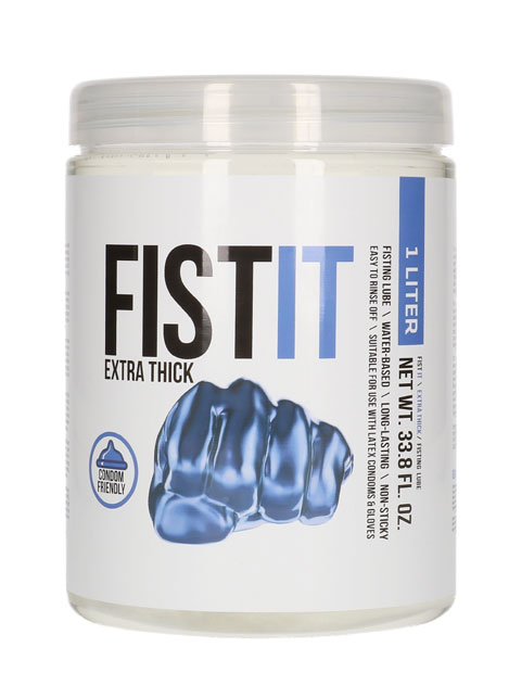 Fist It Extra Thick Waterbased Fisting Lubricant 500 ml