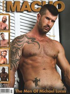 Macho Magazine #177