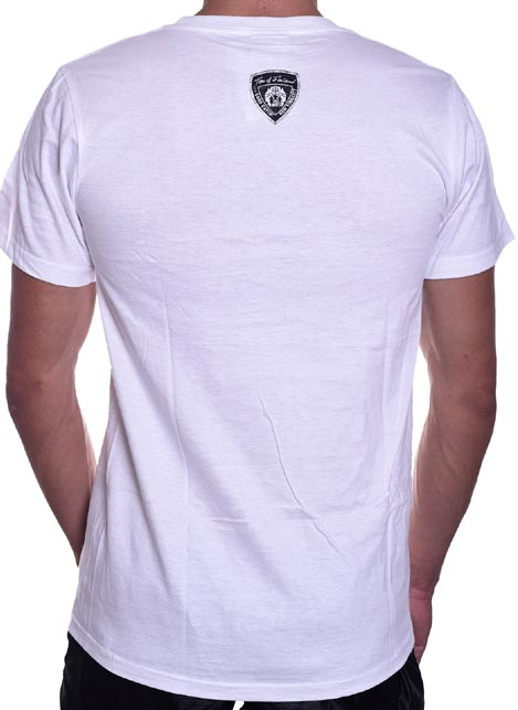 Tom of Finland Master T-Shirt White Medium