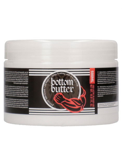 Fist It Bottom Butter Fisting Lubricant 500 ml