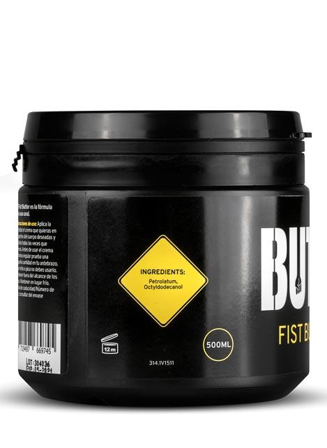 BUTTR Fisting Butter 500 ml
