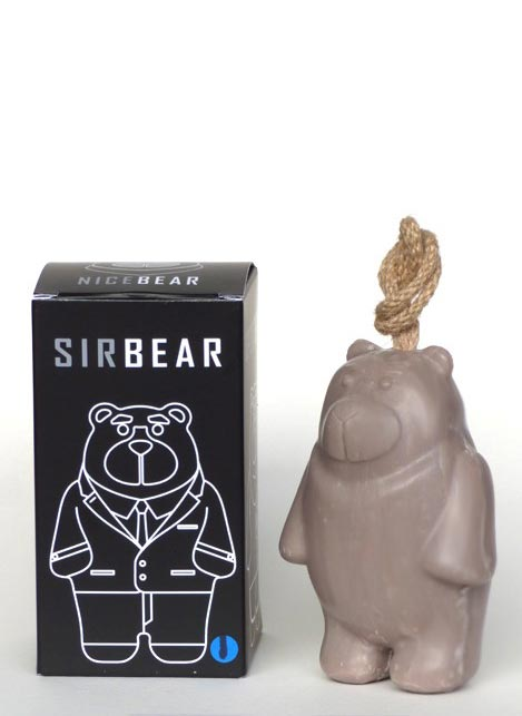 Nicebear Soap on a String Sirbear