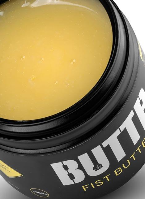 BUTTR Fisting Butter 500 ml