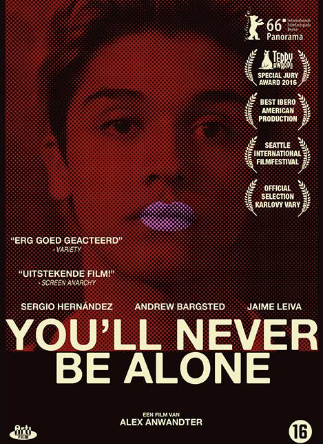 Artifilm DVD You'll never be alone