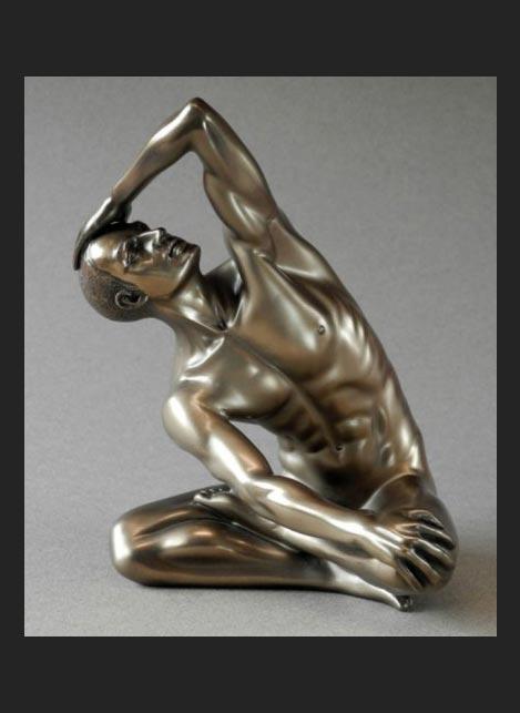 Parastone Statue Yoga