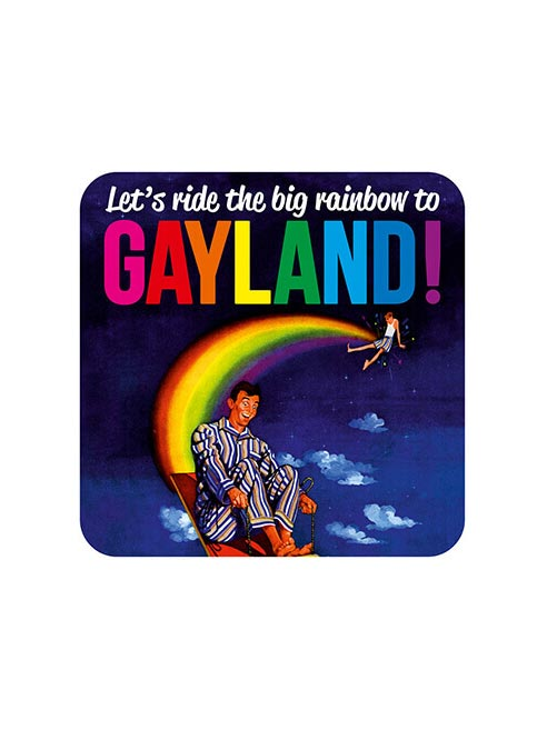 Dean Morris Coaster Gayland