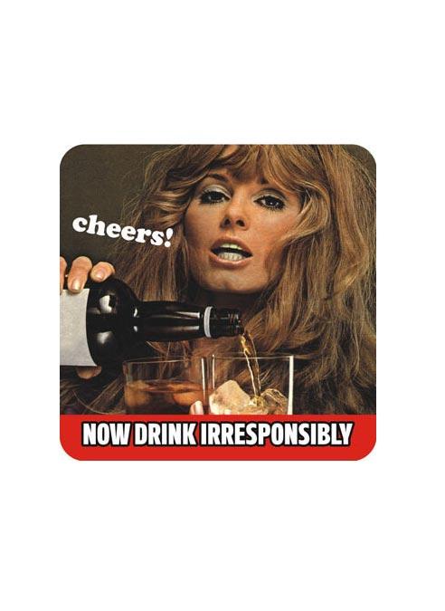 Dean Morris Coaster Cheers