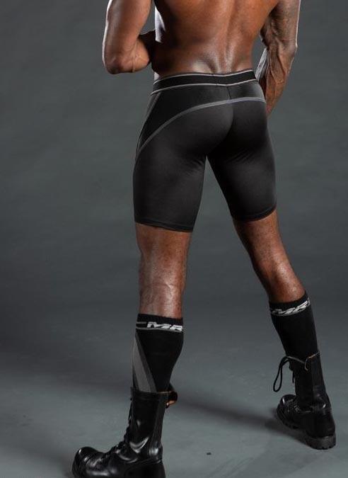 Mr. S Nitro Socks Grey