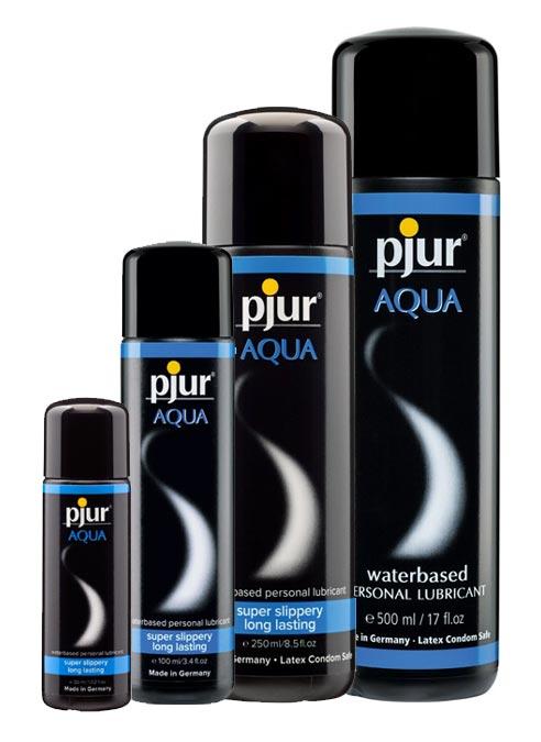 Pjur Aqua Lubricant 100 ml