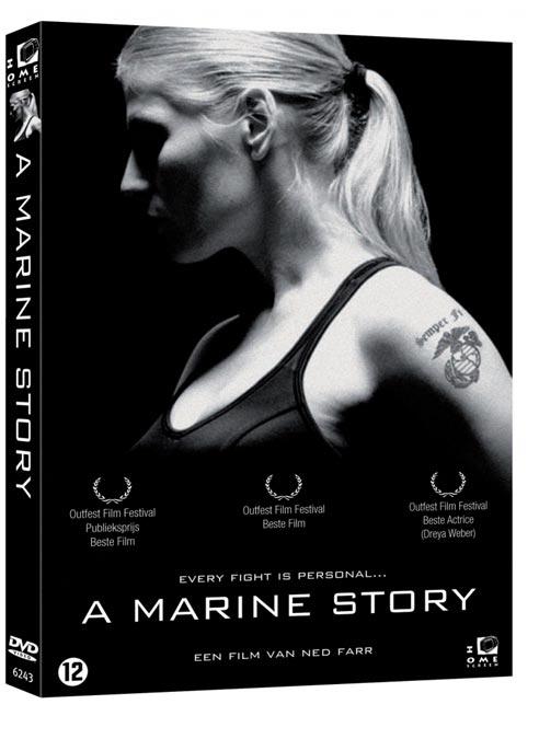 Artifilm DVD A Marine Story