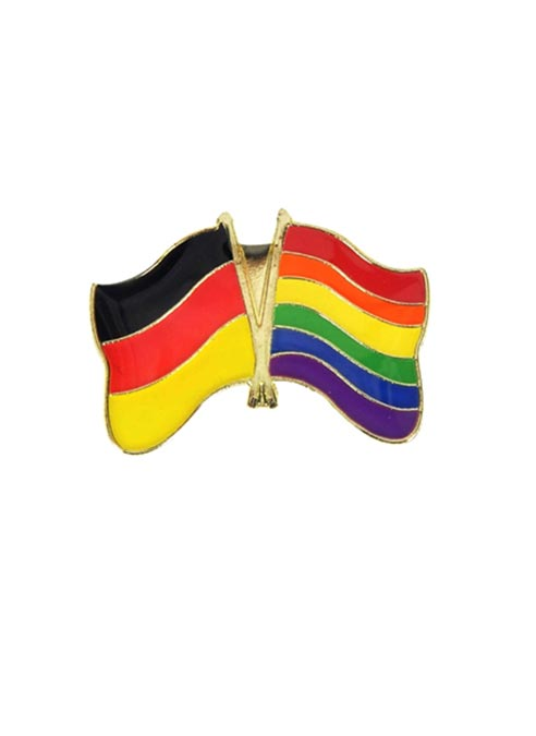 Pride Pin Germany Pride