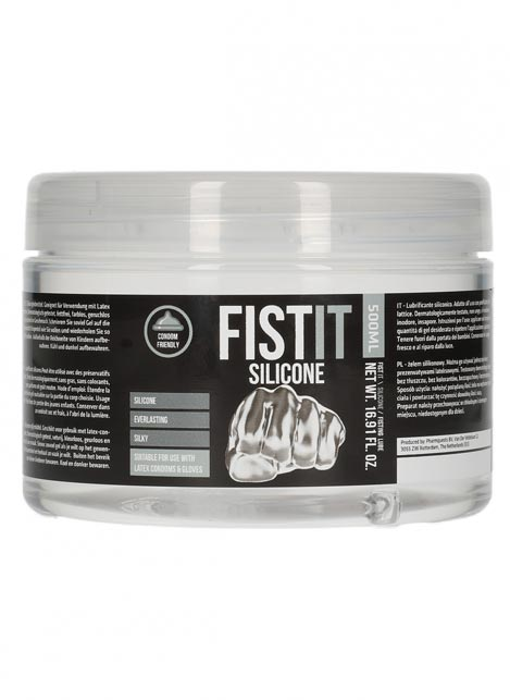 Fist It Silicone Fisting Lubricant 500 ml