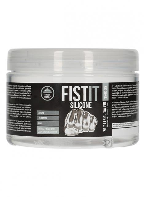 Fist It Silicone Fisting Lubricant 500 ml