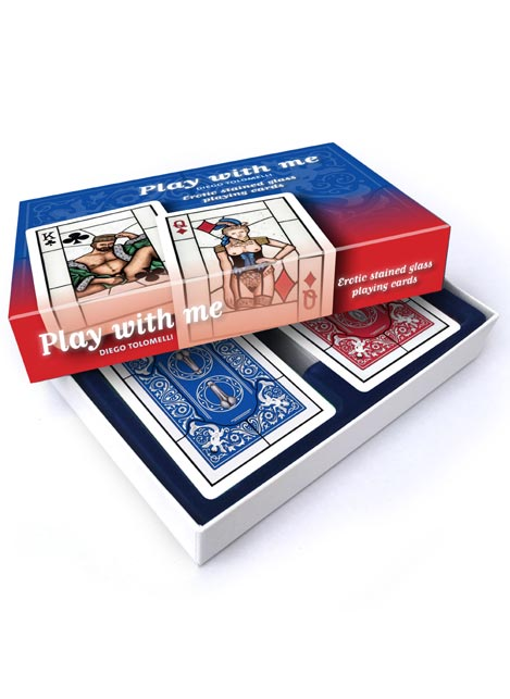 Play With Me Erotic Playing Cards