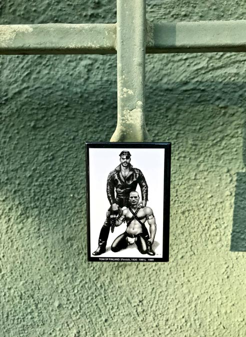 Tom of Finland Magnet Harness Duo