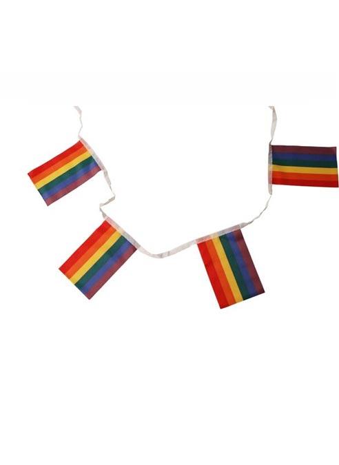 Bunting Rainbow Small 10x15 cm