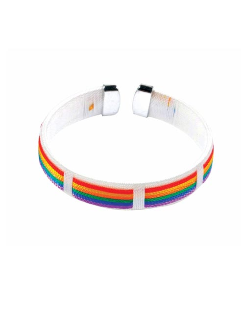 Rainbow Bangle Black