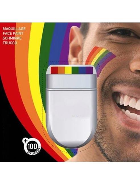 Facebrush Rainbow Stick