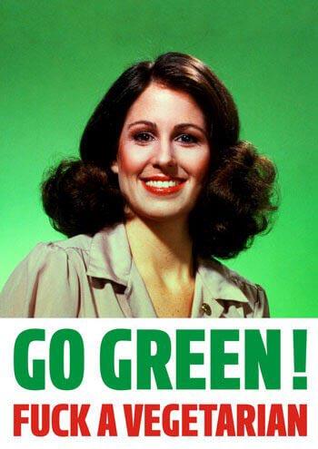 Dean Morris Card Go Green