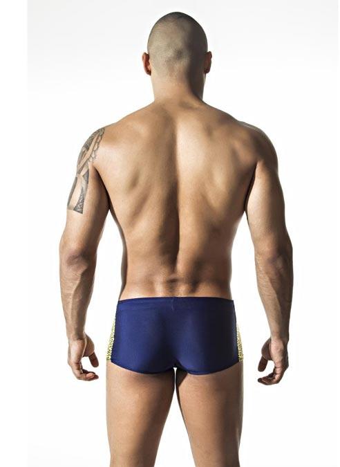 Gigo Swimwear Boxer Sport Blue Small
