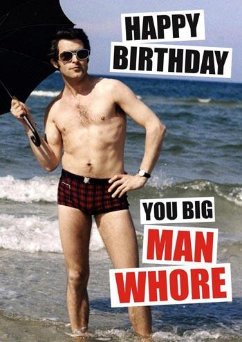 Dean Morris Card Man Whore