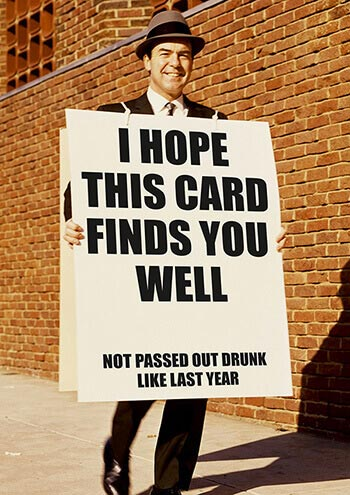 Dean Morris Card I Hope It Finds You Well