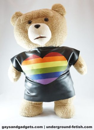 Rubber Bear Pride
