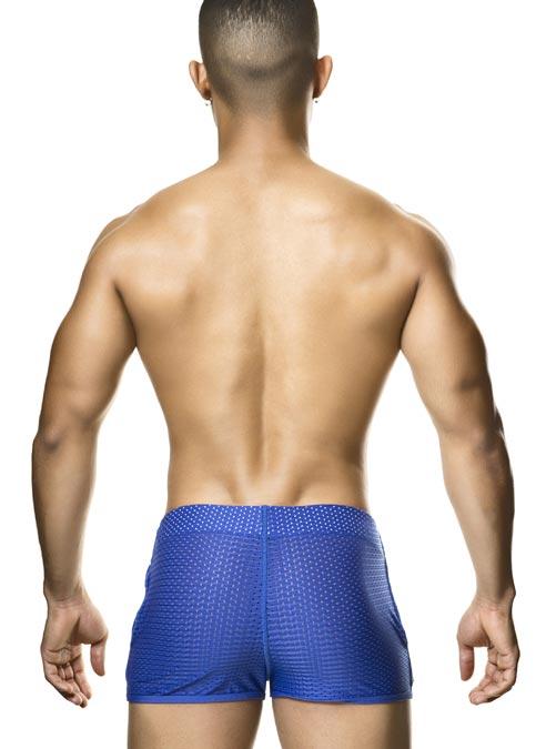 Gigo Sport Shorts Suggestive Black Small