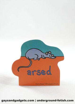Magnet Rat Arsed