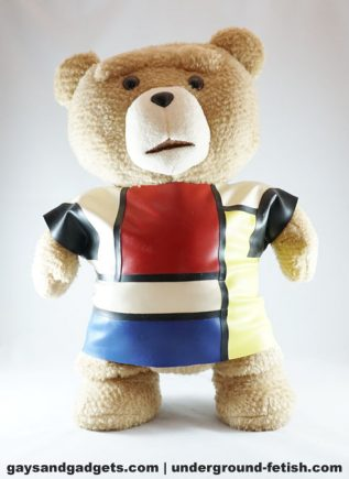 Rubber Bear Mondrian