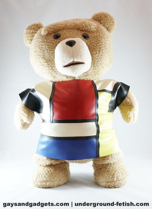 Rubber Bear Mondrian