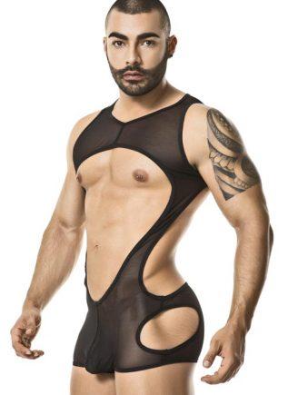 Gigo Booster Body Black Medium