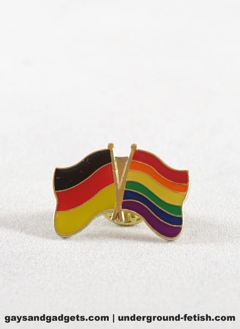Pride Pin Germany Pride