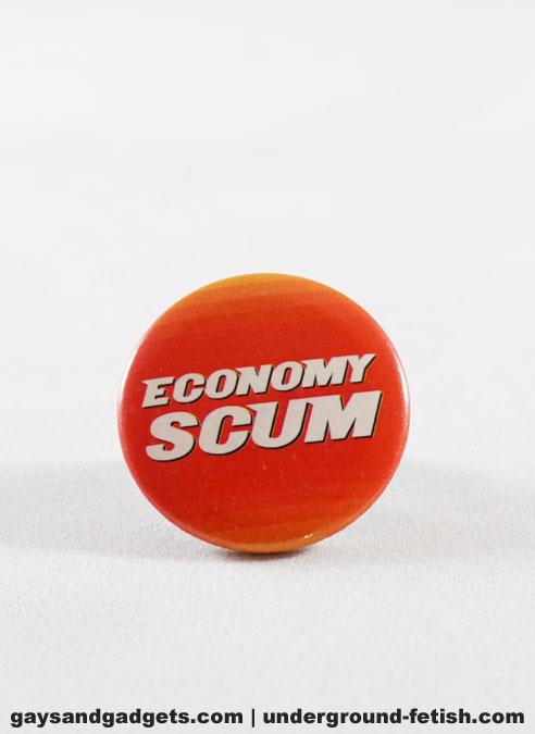 Button Economy Scum