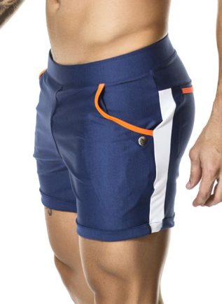 Gigo Sport Shorts Spry Blue Small