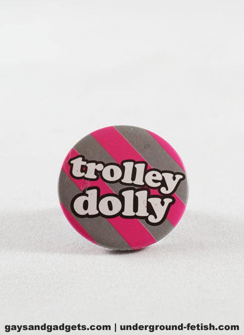 Button Trolley Dolly