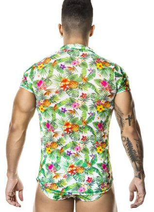 Gigo Button Up Shirt Tropic Small