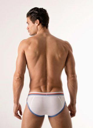 CODE 22 Brief Sport White Small