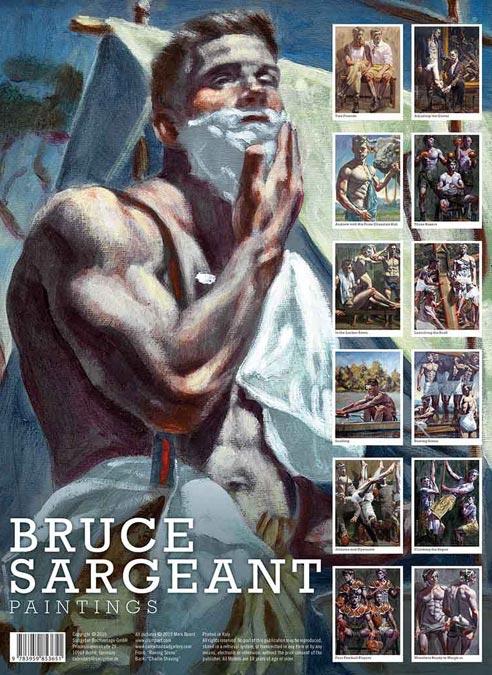 Calendar 2020 Bruce Sargeant