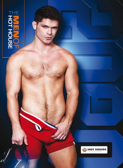 Calendar 2020 The Men of Hot House