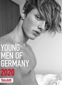 Calendar 2020 TeeJott Young Men of Germany